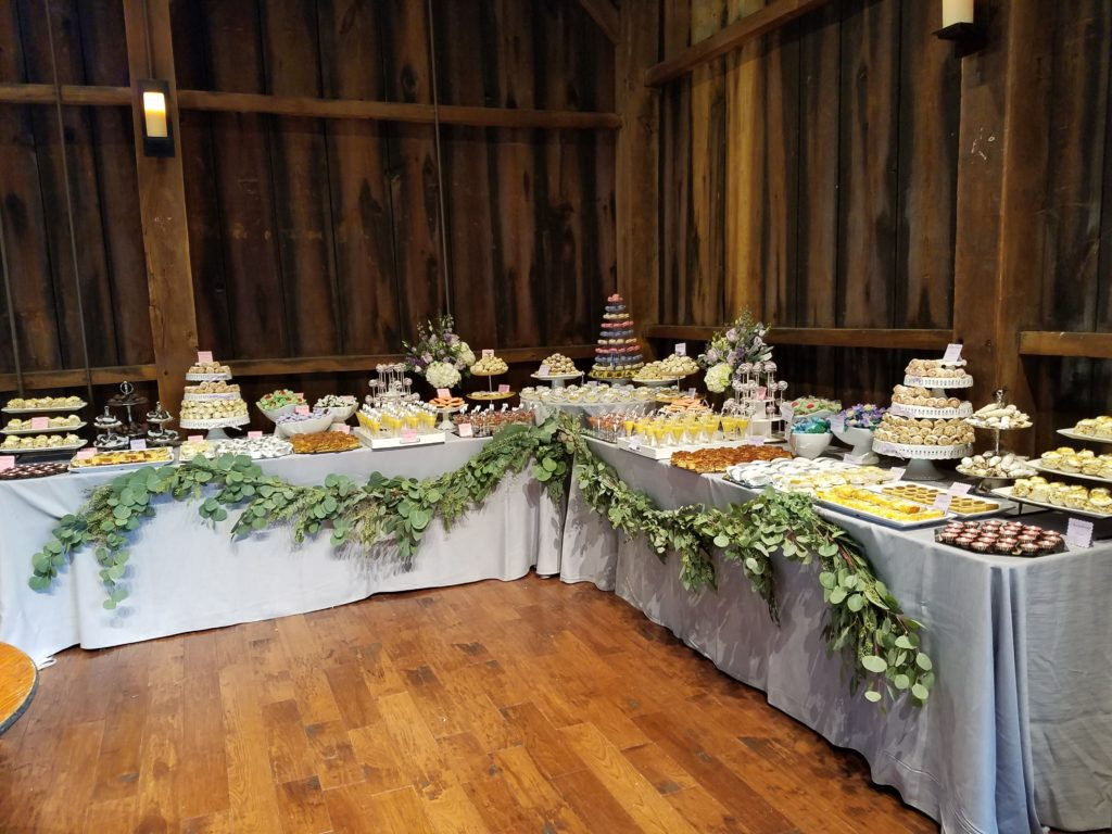 Elegant upscale pittsburgh cookie dessert table wedding doces elegant upscale pittsburgh cookiedessert table done at wedding junglespirit Gallery